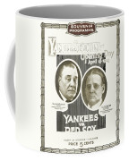 Baseball Program, 1923 Coffee Mug by Granger