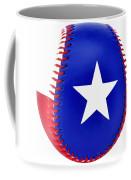 Baseball Star Coffee Mug