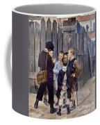 Bashkirtsev: Meeting, 1884 Coffee Mug
