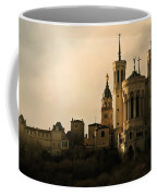 Basilica Of Our Lady Of Fourviere  Coffee Mug