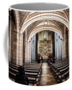 Basilica Of San Isidoro De Leon - Interior Coffee Mug