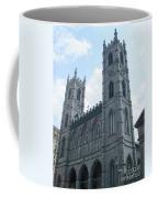 Basilique Notre Dame Coffee Mug