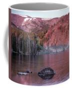 Basin Lake Sunrise 2 Coffee Mug