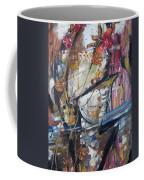 Basket-boll Dreams Coffee Mug