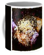 Basket Bouquet Coffee Mug