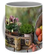 Basket Coffee Mug