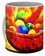 Basket Of Eggs - Da Coffee Mug