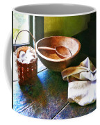 Basket Of Eggs Coffee Mug