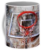 Basketball Art Version 28 Coffee Mug