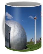 Basketball Hall Of Fame Coffee Mug