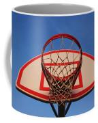 Basketball Hoop Coffee Mug