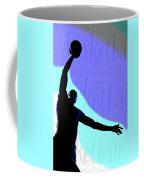 Basketball Poster Coffee Mug