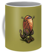 Basketball Saurus Rex Coffee Mug