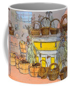 Baskets Coffee Mug