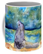 Basking In The Moonlight Coffee Mug