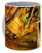 Basking Sunset Coffee Mug