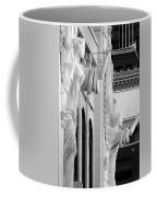 Bass Hall Fort Worth 520 Bw V4 Coffee Mug