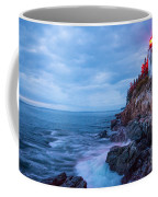 Bass Harbor Head Lighthouse Coffee Mug