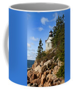 Bass Harbor Light Coffee Mug