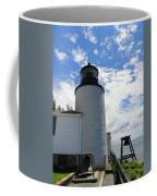 Bass Harbor Light Coffee Mug