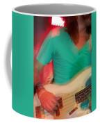 Bass Man Coffee Mug