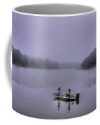Bass Masters Lake Oconee Fishing Art Coffee Mug