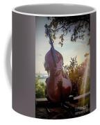Bass Rhythm And Sound Of A Community  Coffee Mug