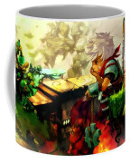 Bastion Coffee Mug