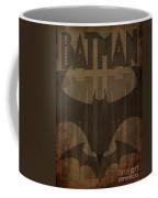 Bat Brown  Coffee Mug