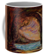 Bat Cave St. Philip Barbados  Coffee Mug