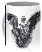 Bat Mobile Coffee Mug