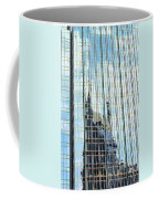 Bat Tower Reflected Coffee Mug