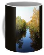 Batavia, Ohio Creek - Other Side Vertical Coffee Mug