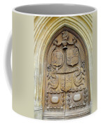 Bath Abbey Door Coffee Mug