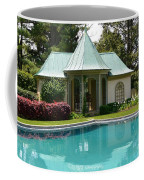 Chanticleer Bath House A Coffee Mug
