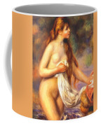 Bather 2 Coffee Mug