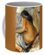Bather From The Back Coffee Mug