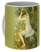Bather Is Styling 1890 Coffee Mug