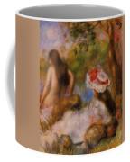Bathers 1894 Coffee Mug