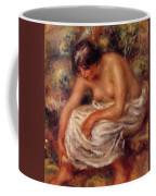 Bathing 1915 Coffee Mug
