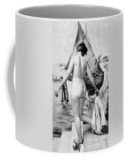 Bathing Nude, 1902 Coffee Mug