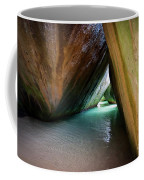 Baths At Virgin Gorda Coffee Mug