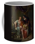 Bathsheba After The Bath Coffee Mug