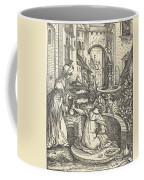 Bathsheba At Her Bath Coffee Mug