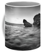 Bathsheba Flow Bw Coffee Mug