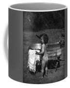 Bathtub With Wheels Coffee Mug
