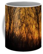 Batik Sunset Coffee Mug