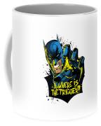 Batman Art Coffee Mug