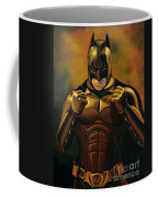 Batman The Dark Knight  Coffee Mug by Paul Meijering