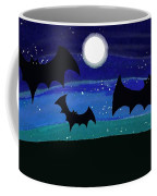 Bats At Night Coffee Mug